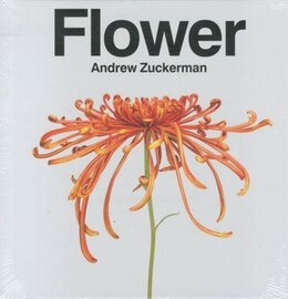 Book Flower by Andrew Zuckerman