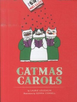 Book Catmas Carols by Laurie Loughlin