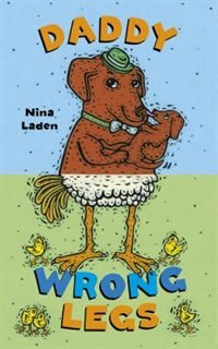 Book Daddy Wrong Legs by Nina Laden