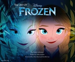 Book The Art of Frozen by Charles Solomon