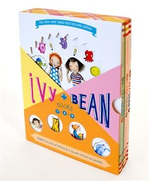 Ivy & Bean Boxed Set: Books 7-9 (books About Friendship, Gifts For Young Girls) de Annie Barrows