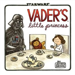 Book Vader's Little Princess by Jeffrey Brown