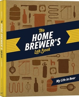 Book The Home Brewer's Lab Book by Chronicle