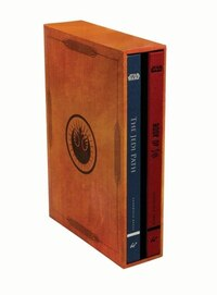 Star Wars(reg Tm): The Jedi Path And Book Of Sith Deluxe Box Set