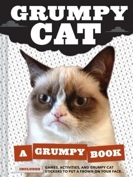 Book Grumpy Cat: A Grumpy Book by Grumpy Cat