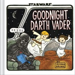 Book Goodnight Darth Vader by Jeffrey Brown