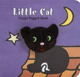 Book Little Cat: Finger Puppet Book by Imagebooks