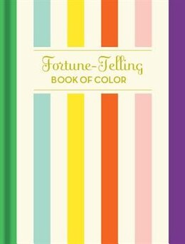 Book Fortune-Telling Book of Colors by K.C. Jones