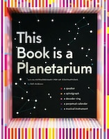 This Book Is A Planetarium: And Other Extraordinary Pop-up Contraptions (popup Book For Kids And…