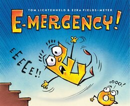 Book E-mergency by Ezra Fields-meyer
