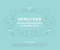 Newlywed Deluxe Keepsake Box & Memory Book