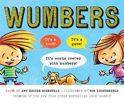Wumbers by Amy Krouse Rosenthal