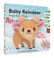 Baby Reindeer: Finger Puppet Book