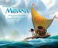 The Art Of Moana: (moana Book, Disney Books For Kids, Moana Movie Art Book)