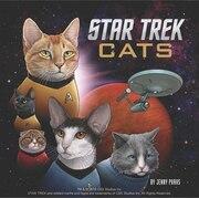 Book Star Trek Cats by Jenny Parks