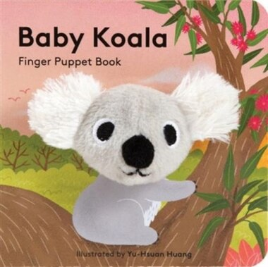 Baby Koala: Finger Puppet Book de Yu-hsuan Chronicle Books