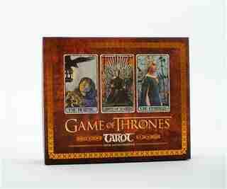 Game Of Thrones Tarot Card Set (game Of Thrones Gifts, Card Game Gifts, Arcana Tarot Card Set) by Liz Dean