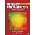 Methods Of Meta-analysis: Correcting Error And Bias In Research Findings
