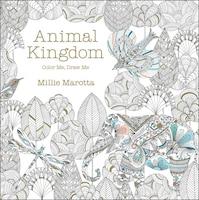 Animal Kingdom Color Me Draw