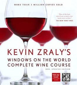 Book Kevin Zraly's Windows On The World Complete Wine Course: New, Updated Edition by Kevin Zraly
