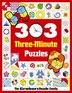 303 Three-minute Puzzles by Serhiy Grabarchuk