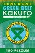 Third-degree Green Belt Kakuro by Conceptis Puzzles