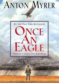 Once an Eagle: A Novel (MP3CD)