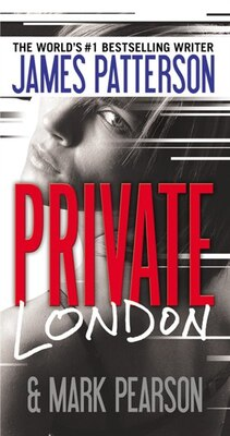 Book Private London by James Patterson