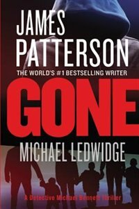 Book Gone by James Patterson