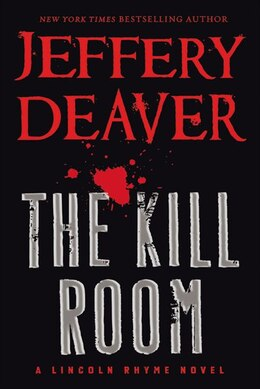 Book The Kill Room by Jeffery Deaver