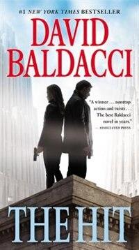 Book The Hit by David Baldacci