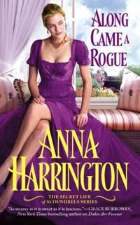Along Came A Rogue by Anna Harrington