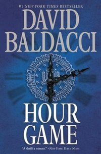Book Hour Game by David Baldacci