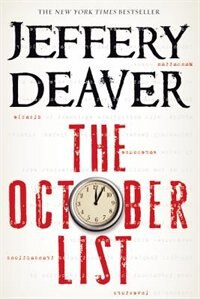 Book The October List by Jeffery Deaver