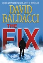 Book The Fix by David Baldacci