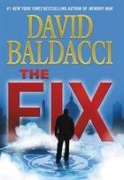 Book The Fix by David Baldacci