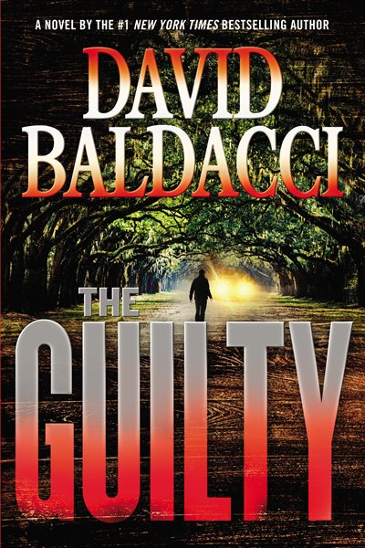 Book The Guilty: Autographed Edition by David Baldacci