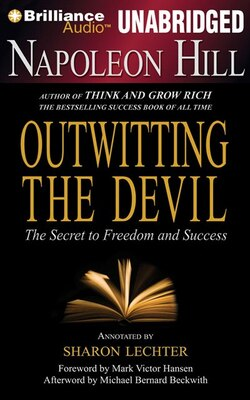 Book Napoleon Hill's Outwitting the Devil: The Secret to Freedom and Success by Napoleon Hill