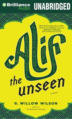 Book Alif the Unseen by G. Willow Wilson