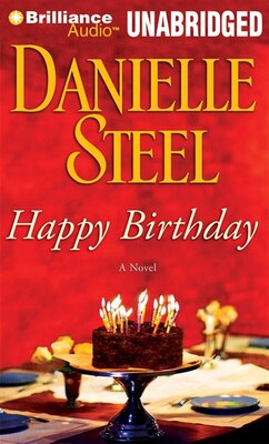 Book Happy Birthday by Danielle Steel
