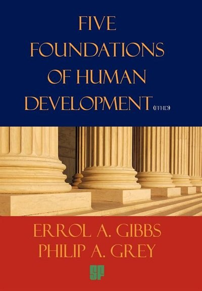 Five Foundations Of Human Development: A Proposal For Our Survival In The Twenty-first Century And The New Millennium by Errol A. Gibbs
