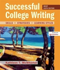Successful College Writing, Brief Edition: Skills, Strategies, Learning Styles