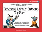 Teaching Little Fingers To Play - Book/cd Pack: Book/cd