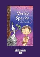 Verity Sparks and the Scarlet Hand (Large Print 16pt)