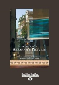 Abraham's Pictures: A Novel (Large Print 16pt)