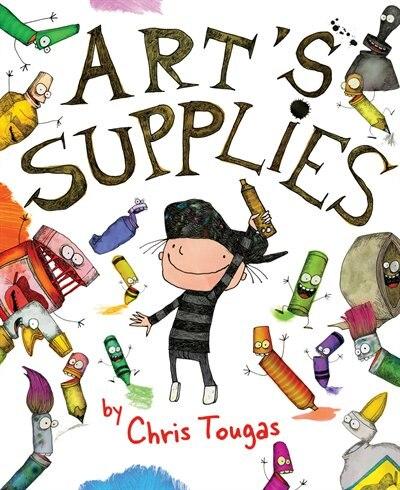 Art's Supplies by CHRIS TOUGAS