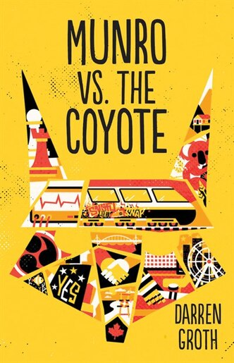 Munro Vs. The Coyote by Darren Groth