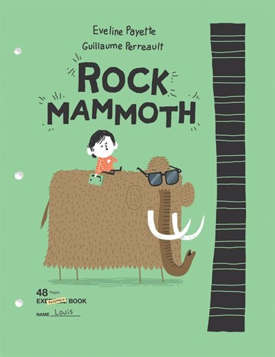 Rock Mammoth de Eveline Payette