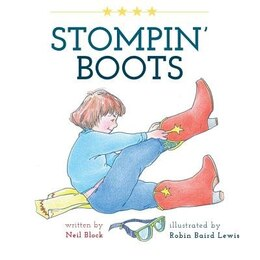 Book Stompin' Boots by Neil Block