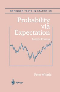 Probability via Expectation